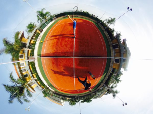 LITTLE PLANET, PHOTOGRAPHIE 360°
