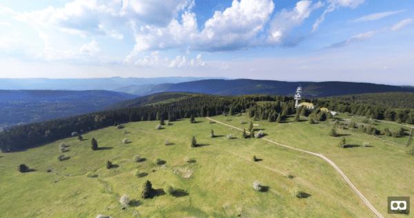 PHOTOGRAPHIE AERIENNE A 360° ET PANORAMIQUE