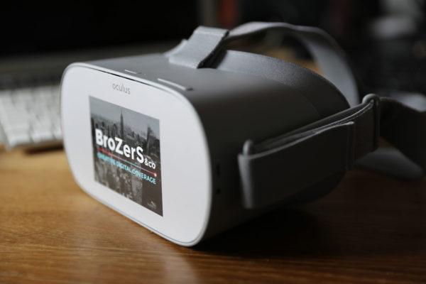 La réalité virtuelle chez vous en 2018 avec le casque Oculus Go ?