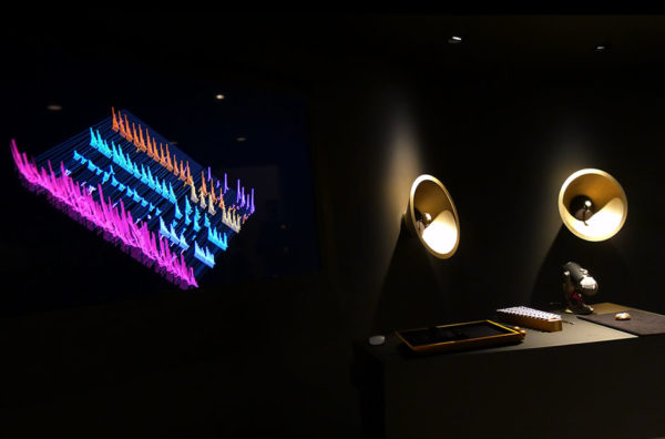 APPLICATION INTERACTIVE AUDEMARS PIGUET ACOUSTIC LAB