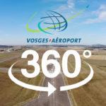 VISITE EN RÉALITÉ VIRTUELLE DE VOSGES AEROPORT